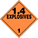 1.4-Minor-fire-or-projection-hazard